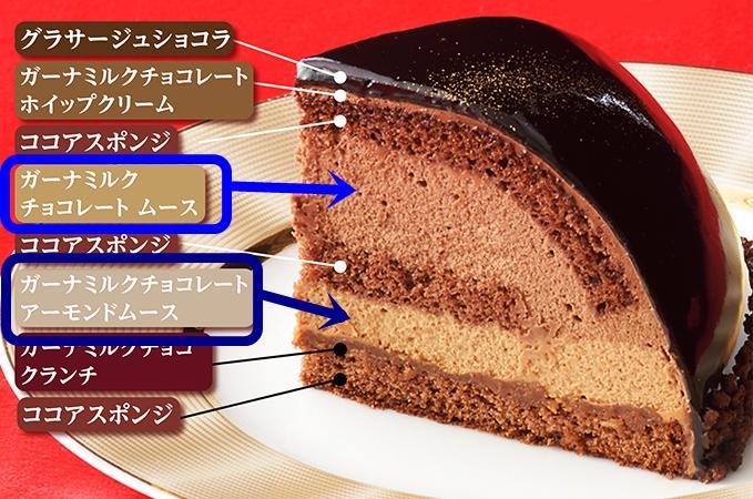 ロッテガーナケーキ